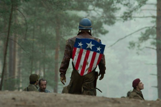 Early Captain America 2 Details Released