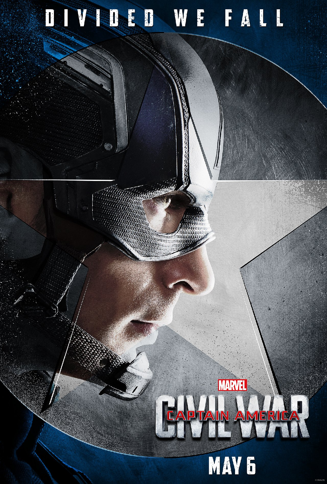 Captain America: Civil War Character Posters Champion Team Cap, New Action Shots Emerge