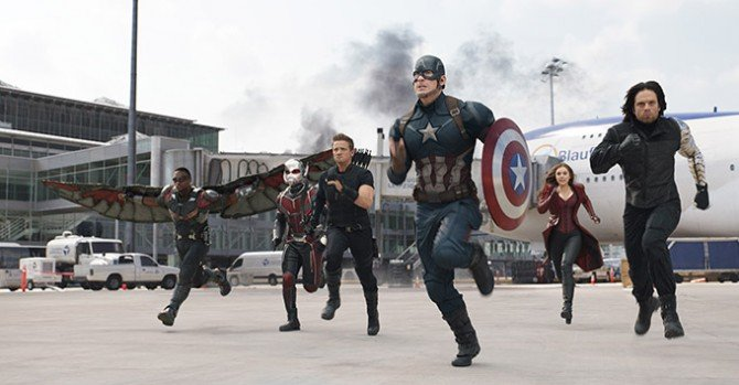Is Captain America: Civil War Set For A Marvel Record-Breaking Runtime?