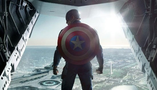 New Captain America Super Bowl Spot And Trailer Reveals The Winter Soldier