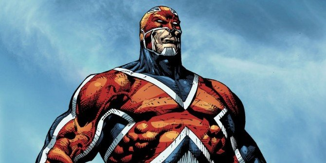 Marvel's Captain Britain May Not Be Heading To Television After All