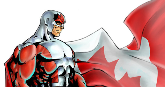Canadians Rejoice! Captain Canuck Will Be Granted His Own Feature Film