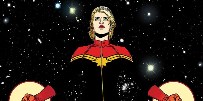 Kevin Feige Reveals When We'll Get Captain Marvel Casting News