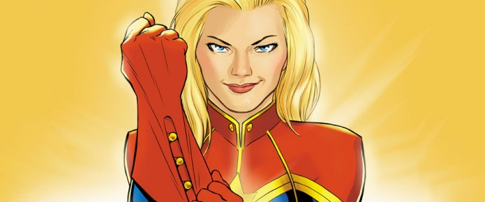 EXCLUSIVE: White Girl Director Elizabeth Wood May Helm Captain Marvel