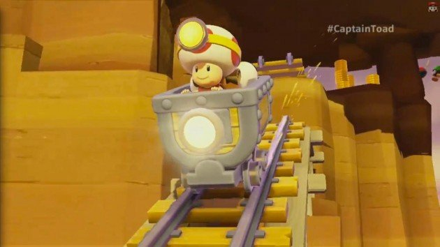 Captain Toad: Treasure Tracker Coming To The Wii U This Holiday Season