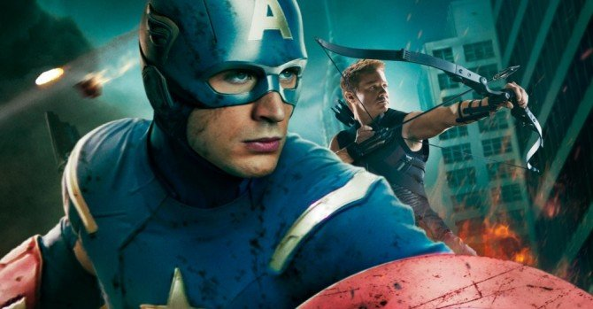 Jeremy Renner Says Hawkeye May Be In Captain America 3