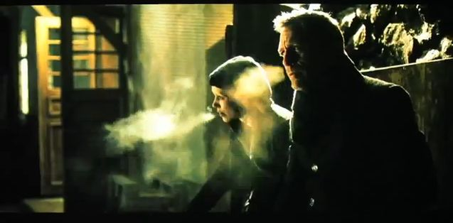 The Girl With The Dragon Tattoo US Green-Band Trailer