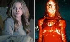 Carrie Remake Shows Off First Footage