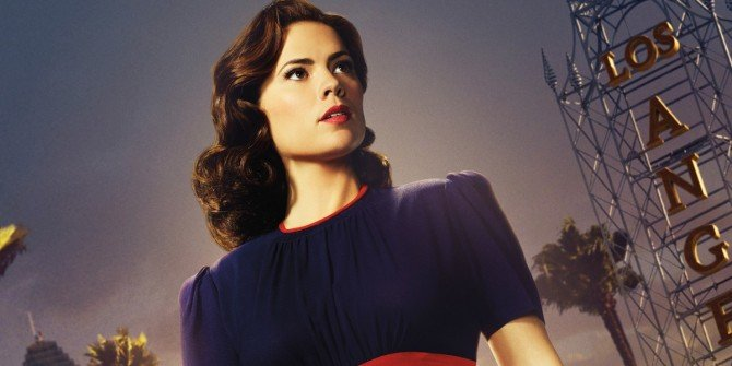 Peggy Heads To LA In New Poster For Agent Carter Season 2