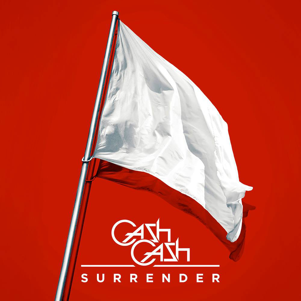Surrender With This New Track From Cash Cash