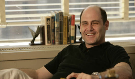 Casting Matthew Weiner 38479 Matthew Weiners Talks For Mad Men Season 5 Reportedly Become Precarious
