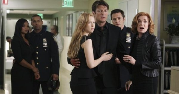 Castle Fall TV Preview