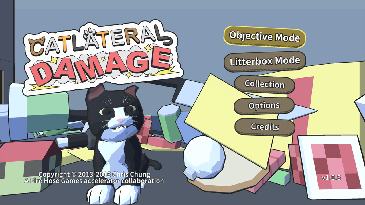 Catlateral Damage Review