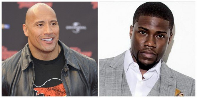 Dwayne Johnson Joins Kevin Hart For Buddy Action-Comedy Central Intelligence