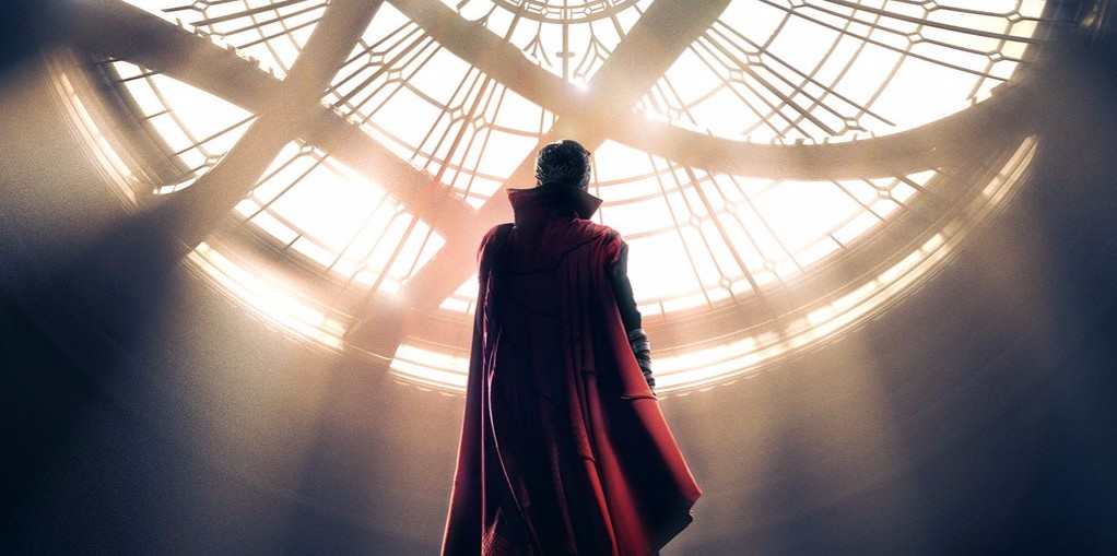 Doctor Strange Poster Unveiled Ahead Of Tonight's Trailer