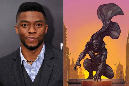Is Chadwick Boseman Close To A Deal With Marvel For Black Panther?