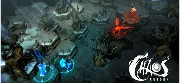 Chaos Reborn Seeks Funding Through Kickstarter