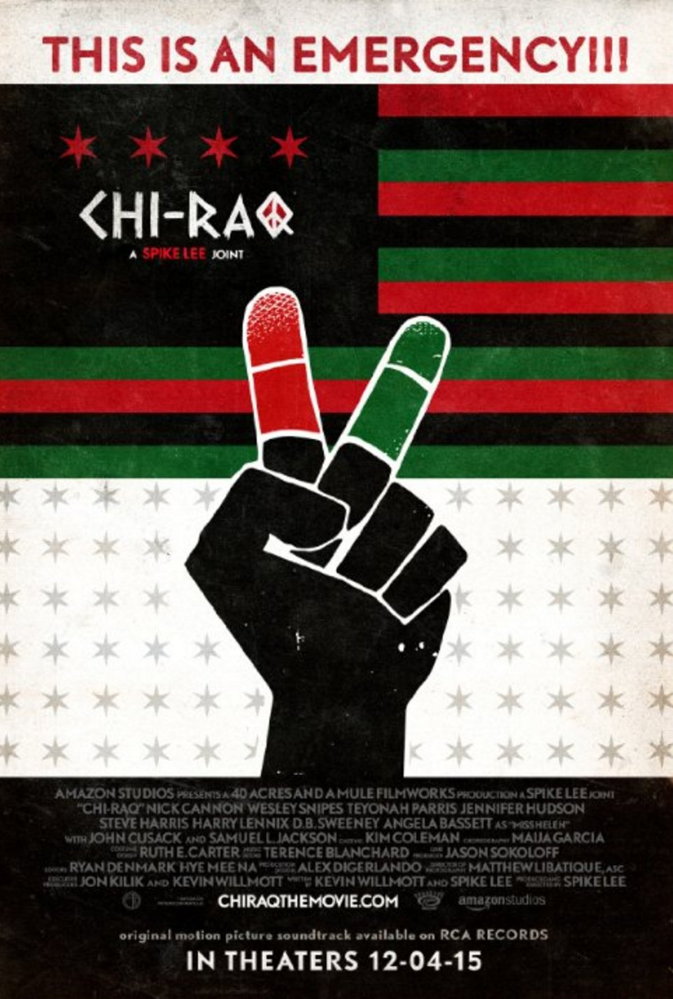 Spike Lee Tackles Gun Violence Head On In Debut Trailer For Chiraq