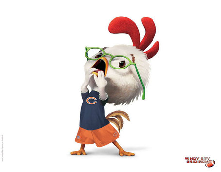 ChickenLittle medium My Favourite Team Lost An NFL Preseason Game, The Sky Is Falling!