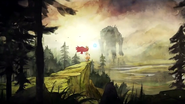 Ubisoft's New IP Child Of Light Is A Serene Homage To JRPGs