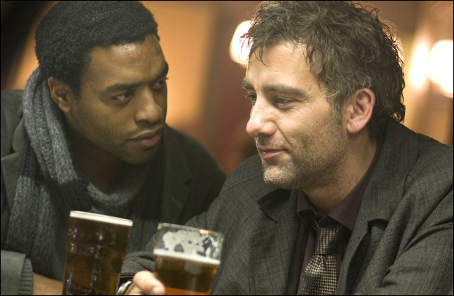 Children of Men1 5 Movies You May Not Know You Know Chiwetel Ejiofor From