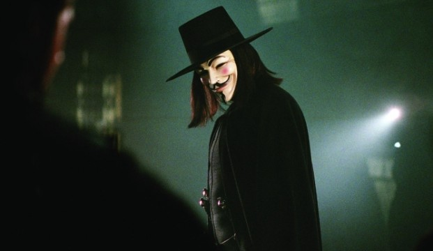 Chinese State TV Surprises Viewers With Screening Of V For Vendetta 621x360 We Got This Covereds Top 50 Comic Book/Superhero Movies