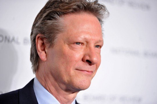 Chris Cooper Is J.D. Salinger In Coming Through The Rye