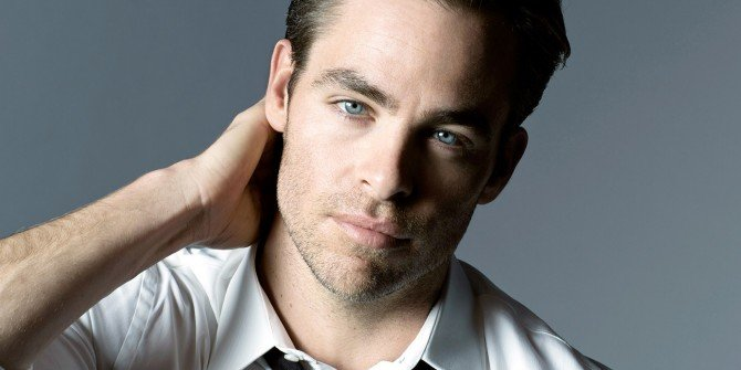 Chris Pine Locked In For Disney's A Wrinkle In Time