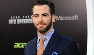 Chris Pine Circling Male Lead Role In Wonder Woman