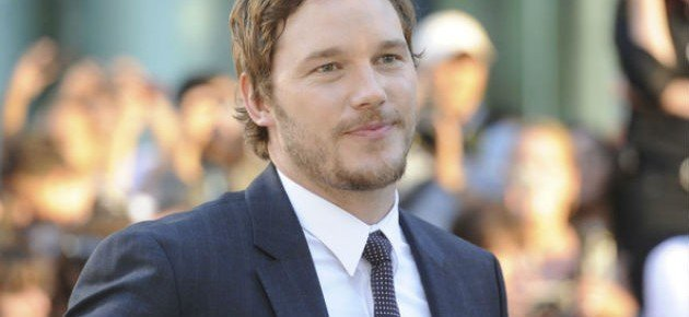 Chris Pratt Is Star-Lord In Marvel's Guardians Of The Galaxy