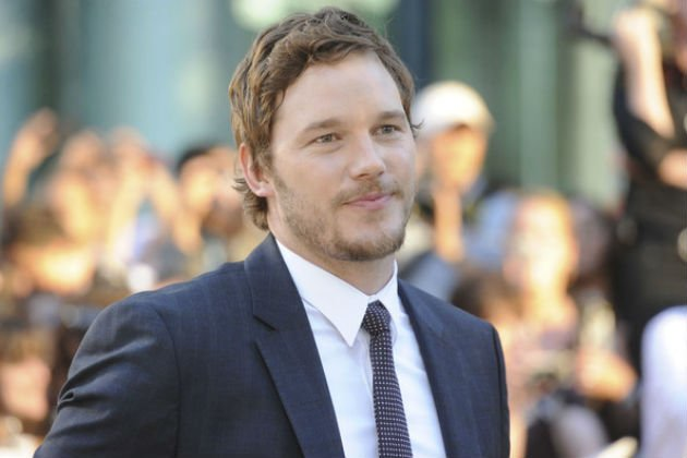 Chris Pratt Chris Pratt Is Star Lord In Marvels Guardians Of The Galaxy