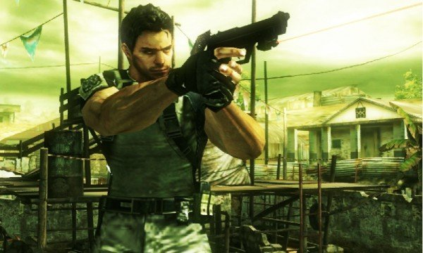 New Screenshots And Trailer For SSFIV 3D And Resident Evil: The Mercenaries 3D