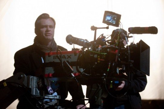 Christopher Nolan Is Using IMAX Cameras On A Learjet For Instellar