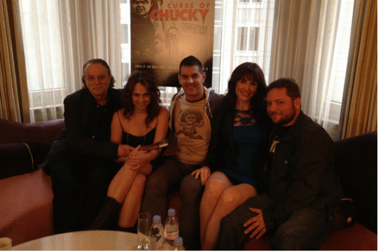 exclusive interview   cast  director  curse  chucky