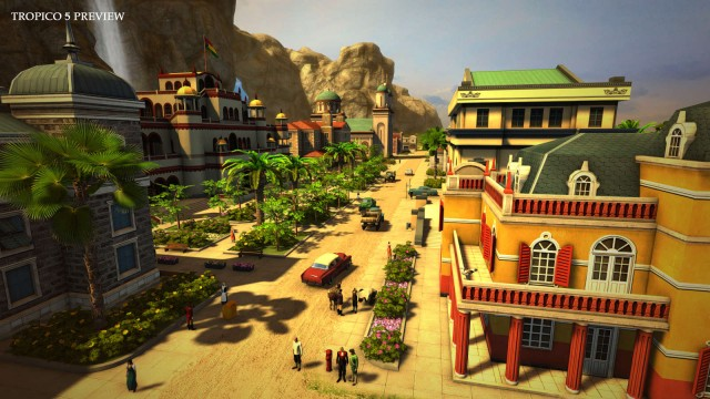 Tropico 5 Launching For The PC On May 23