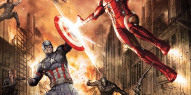 Might We See A New Line-Up For Avengers: Infinity War Teased In Civil War Post-Credits Scenes?