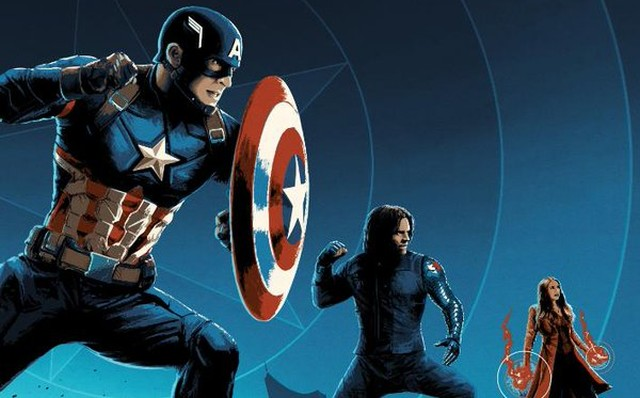 AMC Unveils Captain America: Civil War IMAX Posters That Will Be Up For Grabs At Select Screenings