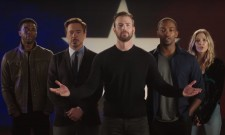 Hilariously Bizarre Captain America: Civil War Promo Has The Avengers Singing