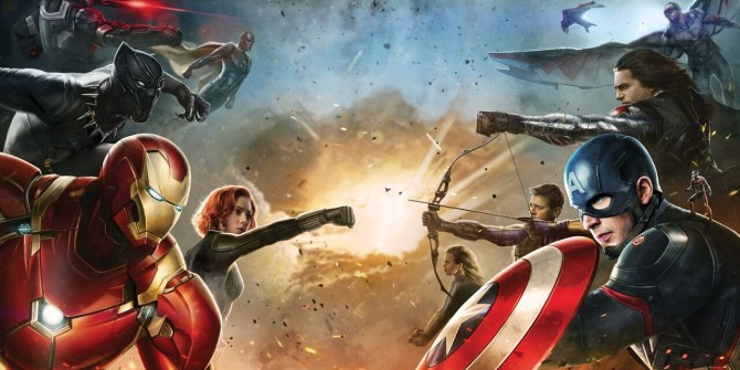 First Captain America: Civil War Trailer Coming With Star Wars: The Force Awakens?