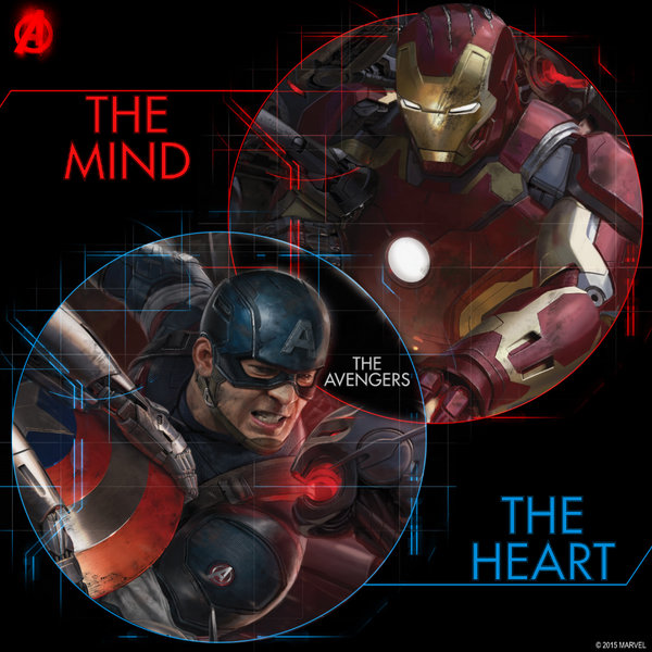Age Of Ultron Promo Art Plants The Seed For Captain America: Civil War