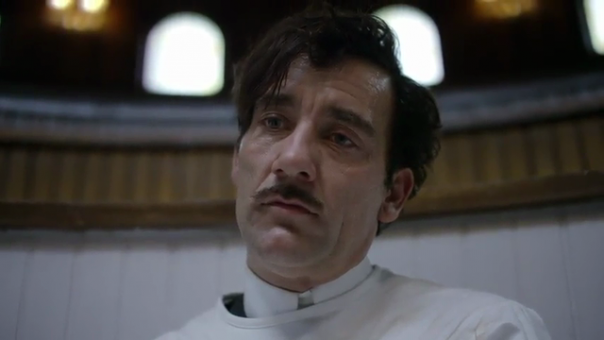 Clive Owen in The Knick