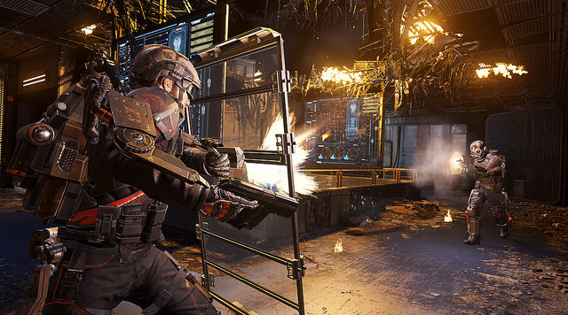 Call Of Duty: Advanced Warfare's Ascendance DLC Now Available For PlayStation Platforms And PC