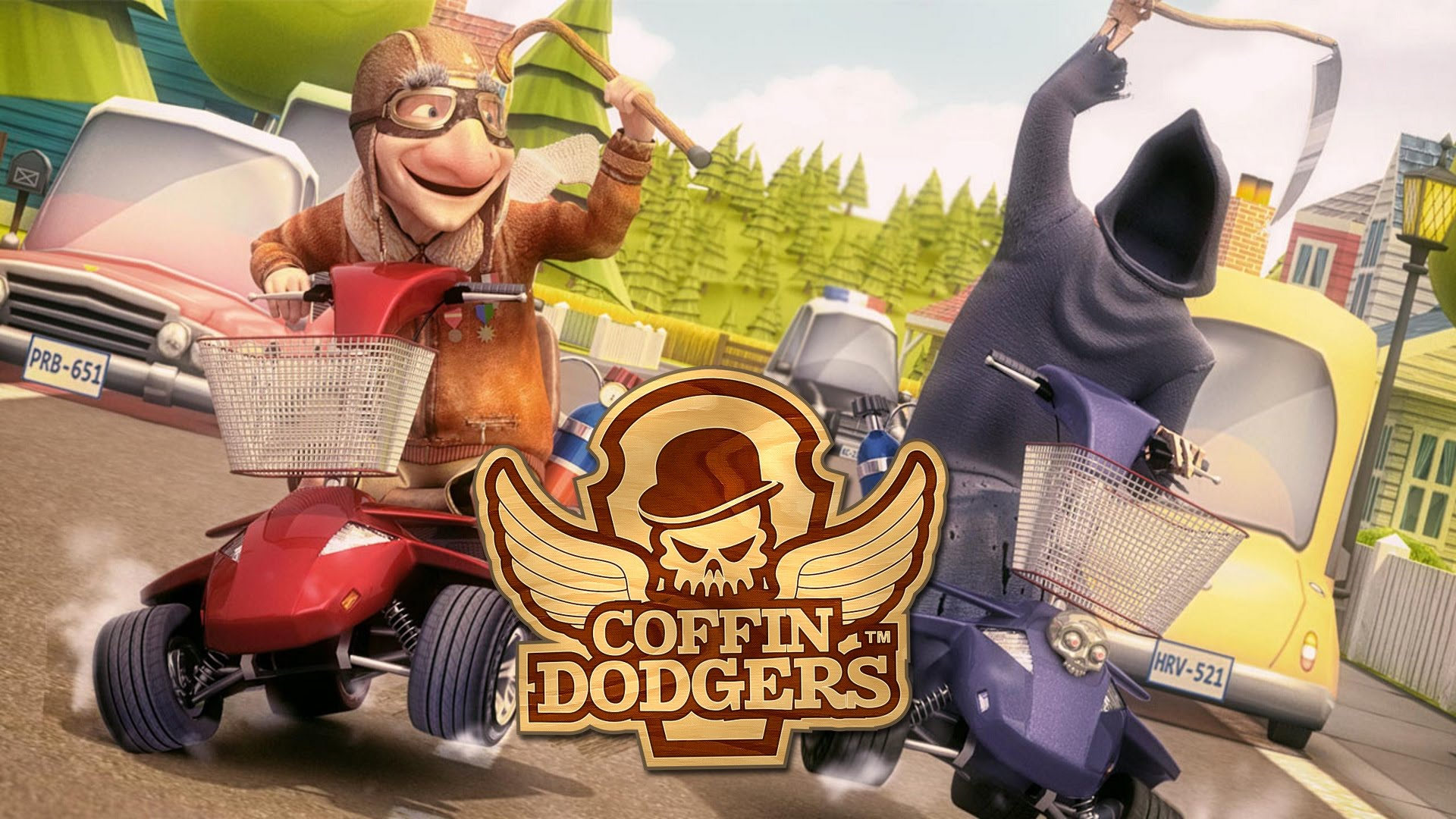 Coffin Dodgers Review