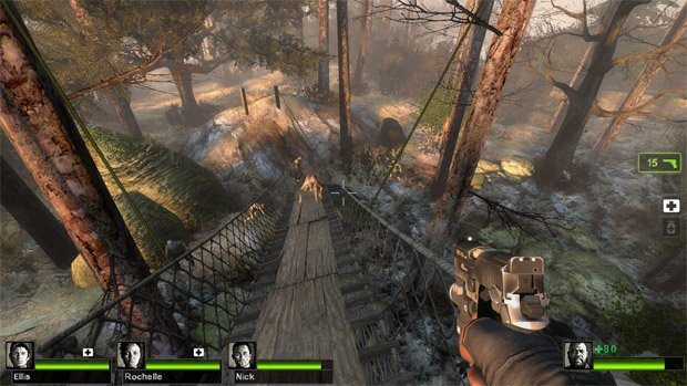 Cold Stream DLC For Left 4 Dead 2 Breaking Out Of Beta July 24
