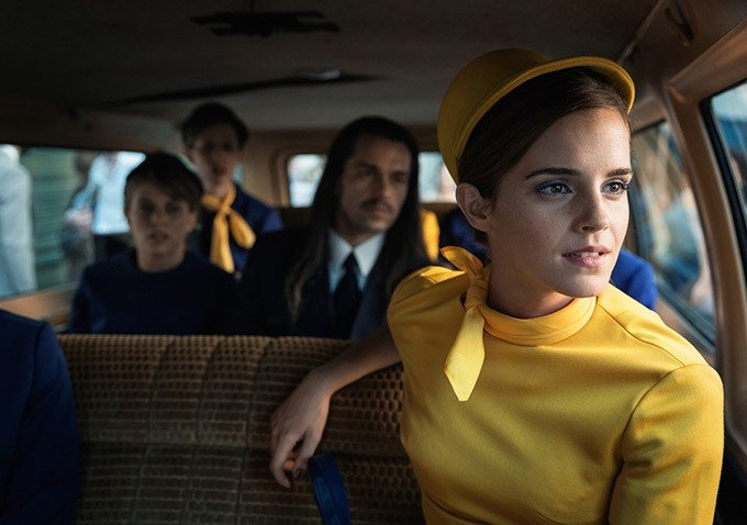 Colonia Trailer Has Emma Watson Embarking On A Daring Rescue Mission