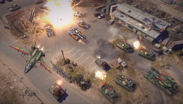 cancelled command and conquer