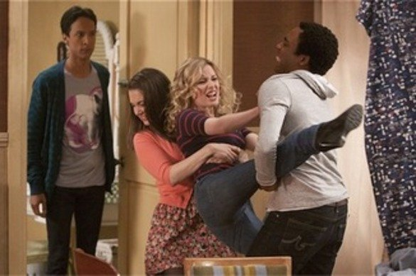 Community Season 3-15 'Origins Of Vampire Mythology' Recap