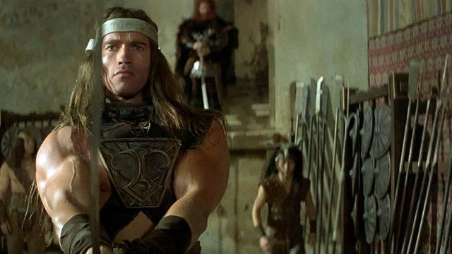 Conan The Barbarian Getting Rebooted Again, This Time With Arnold Schwarzenegger