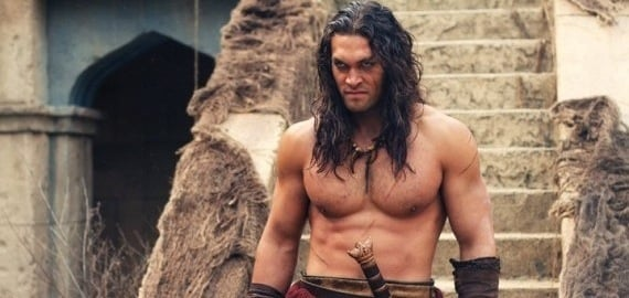 New Conan The Barbarian Footage Is Surprisingly Awesome