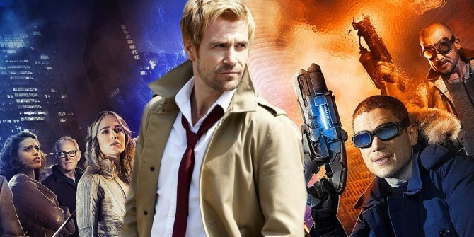 Matt Ryan's Constantine Rumored To Appear In DC's Legends Of Tomorrow